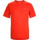 Arc'teryx M's Accelero Comp SS Shirt Cardinal